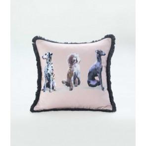 Duke Square Cushion by MM Linen