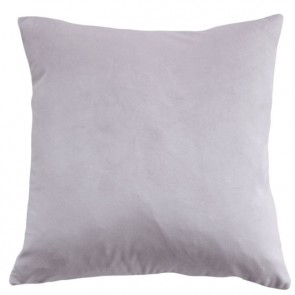 Limon Emperor Velvet Dusky Pink Cushion