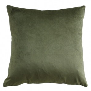 Limon Emperor Velvet Khaki Cushion