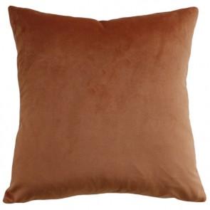 Limon Emperor Velvet Nutmeg Cushion