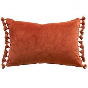 Mulberi Este Spice Cotton Velvet Cushion