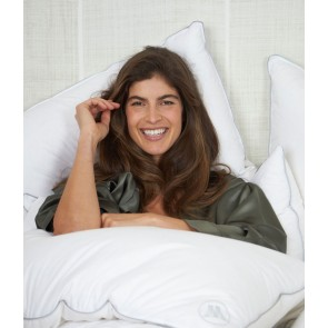 Everyday 50/50 Duck Down & Feather Pillow by MM Linen