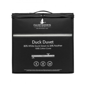 80/20 Duck Down & Feather Duvet Inner by Fairydown