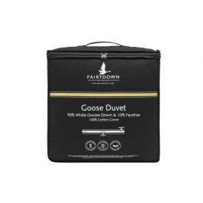 Fairydown Goose Duvet Inner - 90% down /10% feather