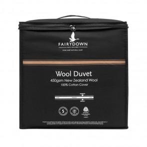 Fairydown 450gsm Wool Duvet Inner