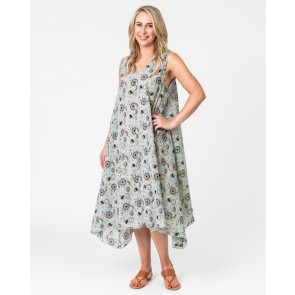 Eden Grey Dress