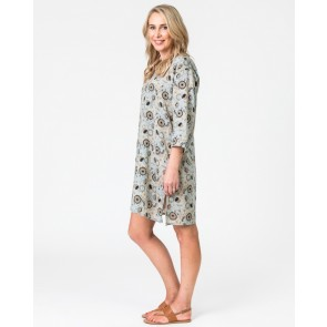 Eden Grey Tunic