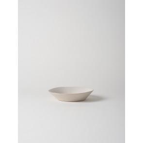 Finch Pasta Bowl White/Natural Set of 4