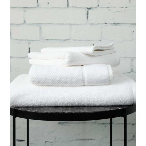 Finn Towel Collection by MM Linen White