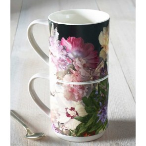 Fiori Mug by MM Linen Set of 2