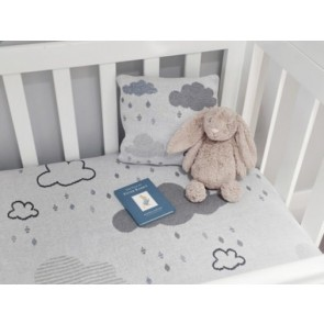 Clouds Baby Blanket - 100% Cotton