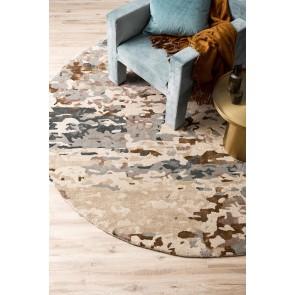 Mulberi Fleur Round Floor Rug