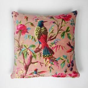 Paradise Dusky Pink Cushion