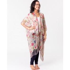 Kimono Jacket Paradise Taupe