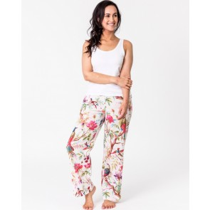 Lounge Pants Paradise Off White