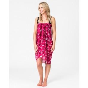 Poppy Hot Pink Sarong