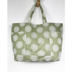 Tote Bag Persia Green