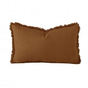 Linen Long Cushion by Bambury - Hazel