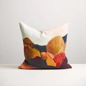 Painted Trees Cushion