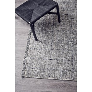Mulberi Gibson Floor Rug - Cloud Grey