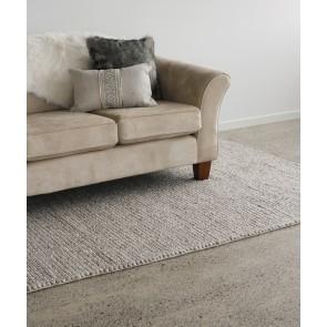 Mulberi Glendhu Ash Grey Floor Rug