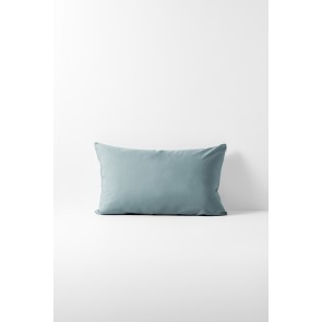 Halo Organic Cotton Standard Pillowcase Eucalyptus - Each