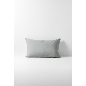 Halo Organic Cotton Standard Pillowcase Pebble - Each