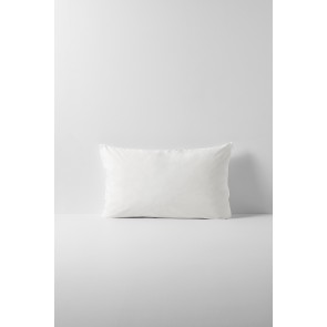 Halo Organic Cotton Standard Pillowcase White - Each