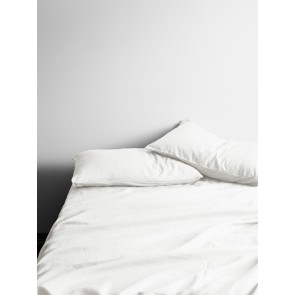 Halo Organic Cotton Sheet Set by Aura - White