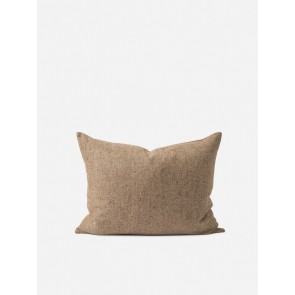 Harvest Silk Blend Cushion Cover Cinnamon - 2 Pack