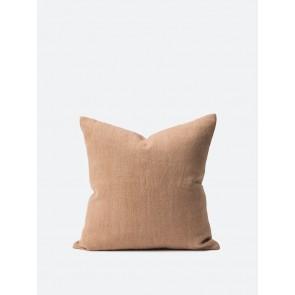 Heavy Linen Jute Cushion Cover Quinoa - 2 Pack