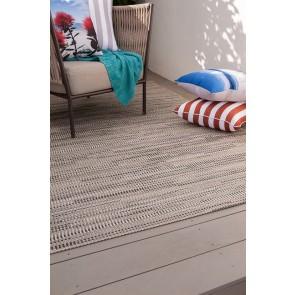 Limon Hokitika In & Outdoor Taupe Floor Rug