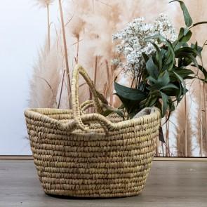 Kans Grass Shopping Basket