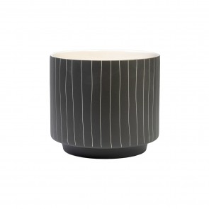 Blurred Lines Planter Pot - Set of 3