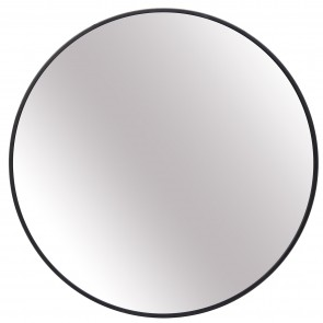 Wooden Round Mirror Size: 1000 X 1000MM