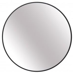 Wooden Round Mirror Size: 1000 X 1000MM