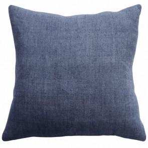 Mulberi Indira 100% Linen French Navy Cushion