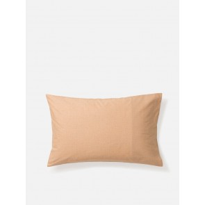 Inku Tea Cotton Linen Pillowcase Pair