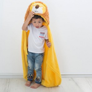 iSpy Hooded Lion Kid's Blanket Wrap
