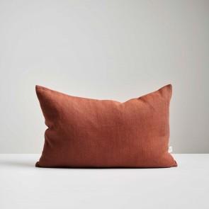 Marsala Linen Long Cushion