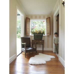 FIBRE by AAUSKIN New Zealand Sheepskin Rug Ivory