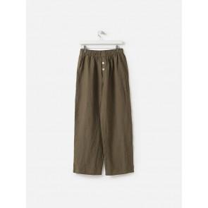 100% Linen PJ Pants - Ivy