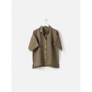 Ivy Linen PJ Shirt