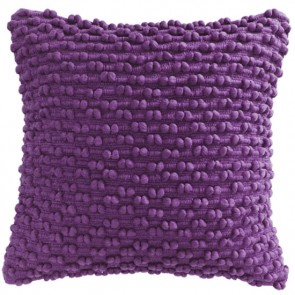 Limon Kaikoura Purple Cushion