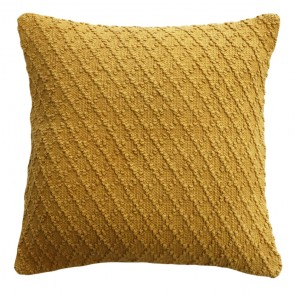 Limon Kapiti Cushion - Golden Yellow