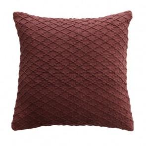 Limon Kapiti Cushion - Rust Red