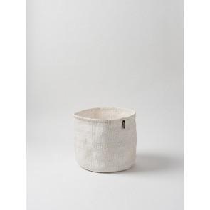 Kiondo Basket White Large