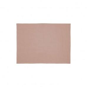 Tea Rose French Linen Placemat by Bambury - 4 Pack