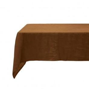 Hazel French Linen Tablecloth by Bambury