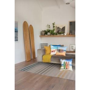 Limon In & Outdoor Cream Multi Tolaga Bay Floor Rug